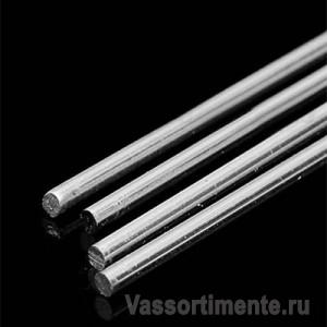 Пруток алюминиевый 110 мм АК6 ГОСТ 21488-97