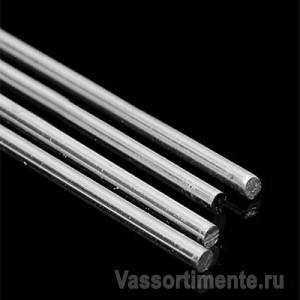 Пруток алюминиевый 150 мм АК6 ГОСТ 21488-97